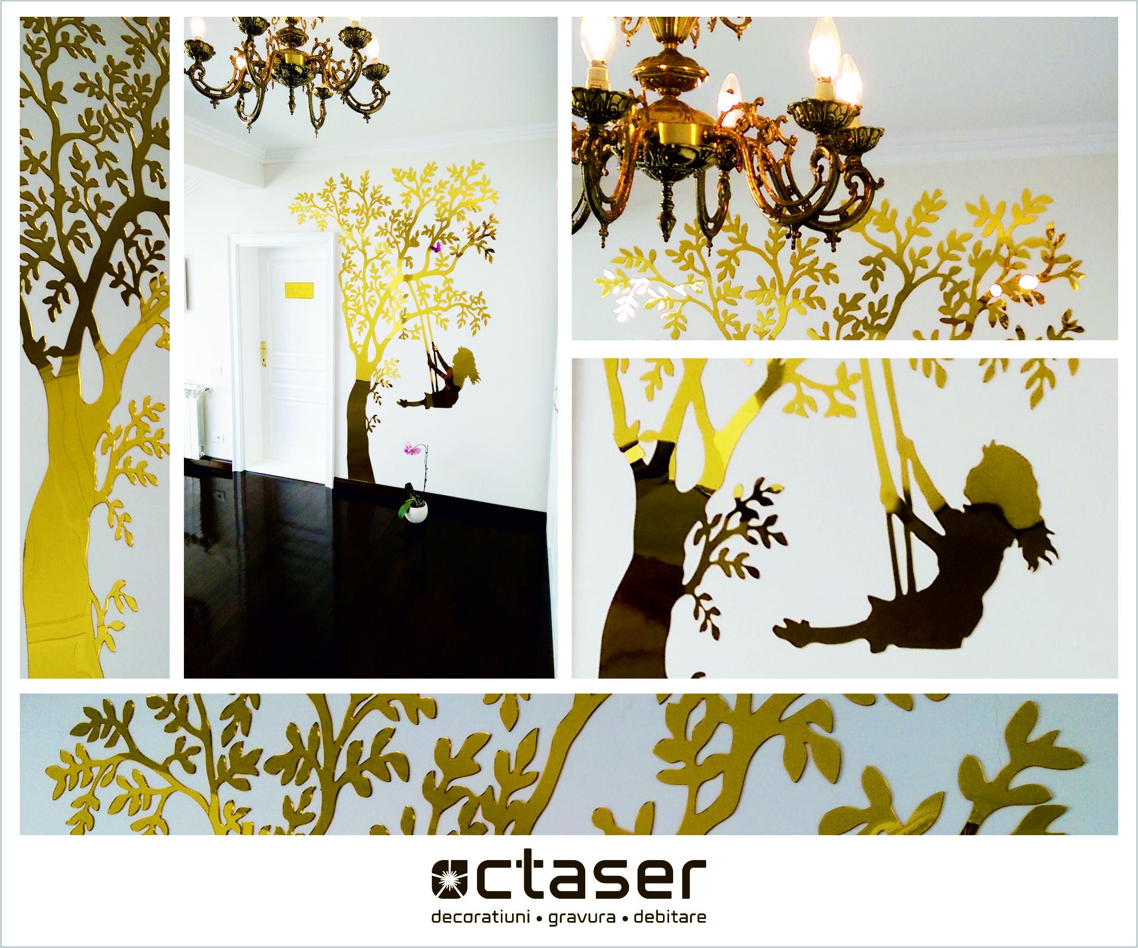 decor camera copil debitare laser firma octaser oradea